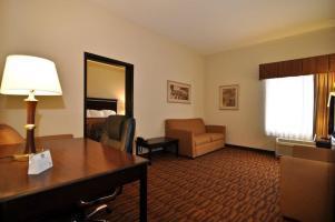Hotel Best Western Moffett Road Inn