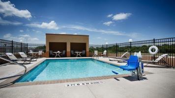 Hotel Best Western Temple Inn & Suites