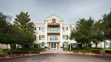 Hotel Best Western Clovis Cole