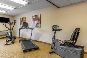 Hotel Rodeway Inn & Suites Bradley Airport