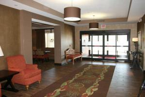 Hotel Hampton Inn Iowa City/coralville