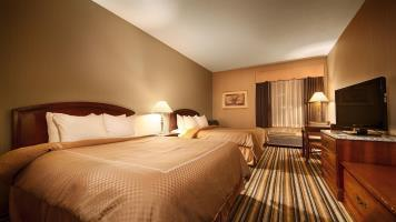 Hotel Best Western Plus New England Inn & Suites