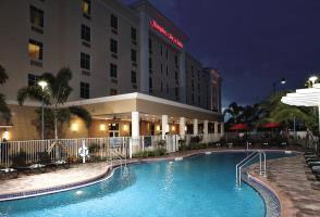 Hotel Hampton Inn & Suites Miami -south/homestead