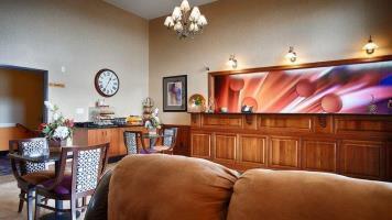 Hotel Best Western Eden Prairie Inn