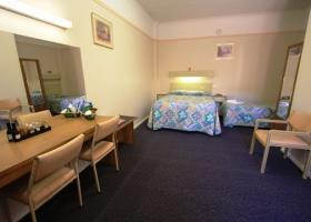 Hotel Comfort Inn Crystal