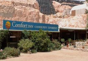Hotel Comfort Inn Coober Pedy Experience
