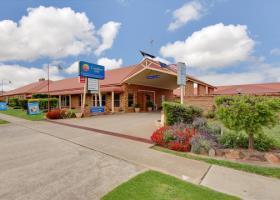 Hotel Comfort Inn Parkes International