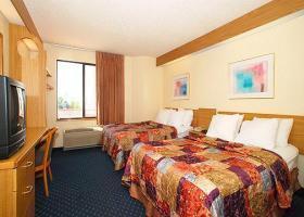 Hotel Econo Lodge Denver International Airport