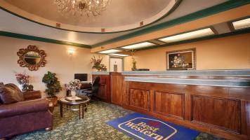 Hotel Best Western Coleman Inn