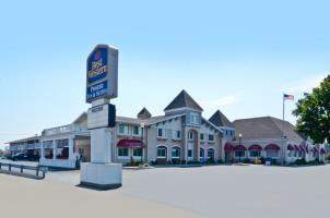 Hotel Best Western Pioneer Inn & Suites