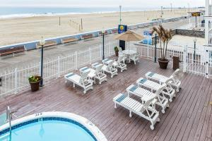 Hotel Comfort Inn Boardwalk