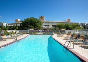 Hotel Quality Inn Oceanfront