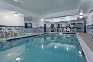 Hotel Hampton Inn & Suites Syracuse Erie Blvd/i-690