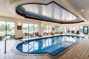 Hotel Comfort Inn & Suites Logan International Airport