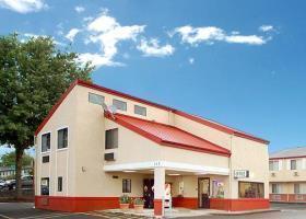 Hotel Rodeway Inn Willamette River