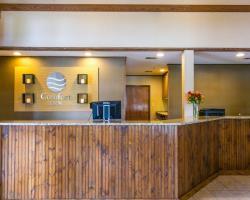 Hotel Comfort Inn Sedalia Station