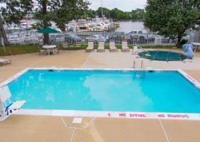 Hotel Comfort Inn Solomons - Beacon Marina