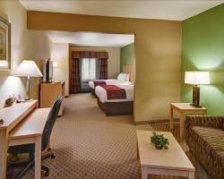 Hotel Comfort Suites Lindale - Tyler North
