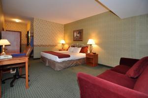 Hotel Best Western Plus Bronco Inn