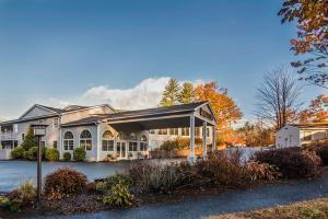 Hotel Quality Inn At Quechee Gorge