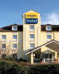 Balladins Superior Hotel Cologne Airport