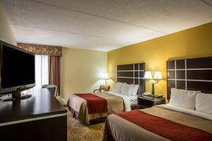Hotel Comfort Inn Mars Hill - University Area