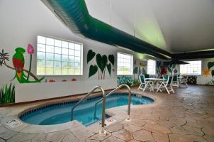 Hotel Best Western Plus Sparta Trail Lodge