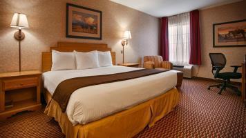 Hotel Best Western Moriarty Heritage Inn