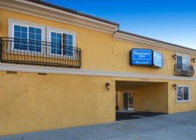 Hotel Rodeway Inn Near La Live
