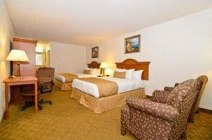 Hotel Best Western Naval Station Inn