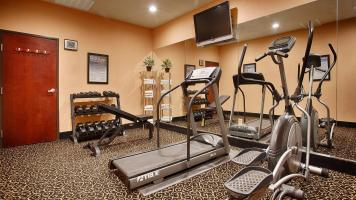Hotel Best Western South Plains Inn & Suites