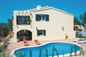 Cala Galdana - Villa Con Piscina Privada