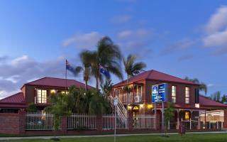 Hotel Best Western Early Australian