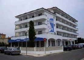 Hotel Rosamar (rosas)