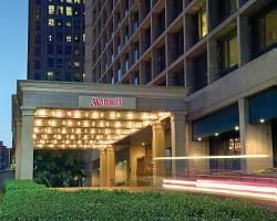 Hotel Dallas Marriott City Center