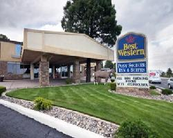 Hotel Best Western Pony Soldier Inn & Suites