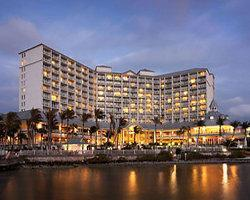 Hotel Sanibel Harbour Marriott Resort And Spa
