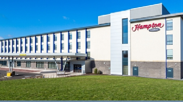Hotel Hampton By Hilton Exeter Airport