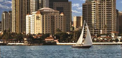Hotel Embassy Suites San Diego Bay - Downtown