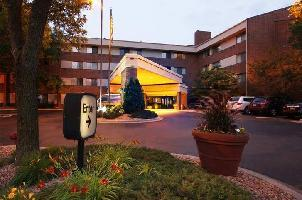 Hotel Hampton Inn Minneapolis/bloomington (airport Area)