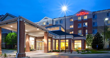 Hotel Hilton Garden Inn Minneapolis/bloomington
