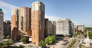 Hotel Hilton Arlington