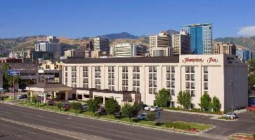 Hotel Hampton Inn Salt Lake City-downtown