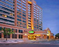 Hotel Crystal City Courtyard By Marriott Reagan National Airport