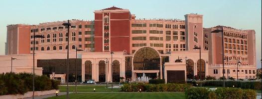 Hotel Ritz-carlton Abu Dhabi, Grand Canal