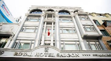 Royal Hotel Saigon (former Kimdo-royal City Hotel)
