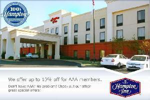 Hotel Hampton Inn Selma
