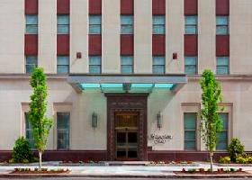 Hotel Hampton Inn Washington, D.c./white House