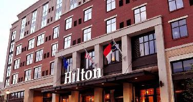 Hotel Hilton Asheville Biltmore Park
