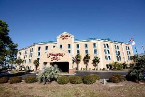 Hotel Hampton Inn Charleston-north